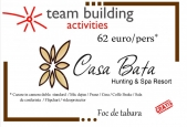 Team Building and Conferences Offers